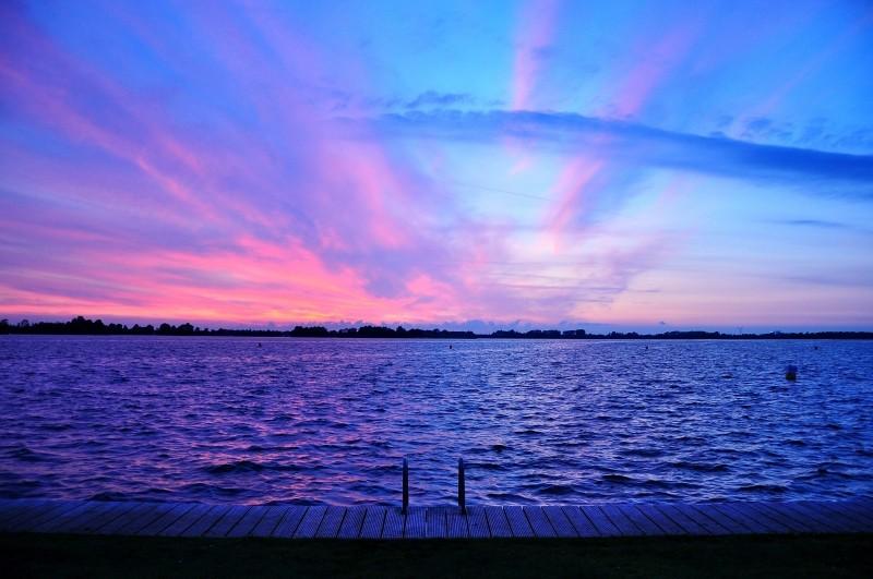 sunrise-water-ski-sunset